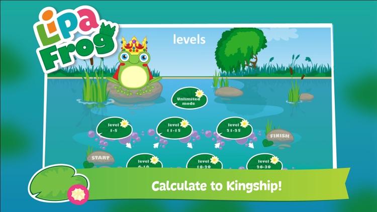 Lipa Frog screenshot-4