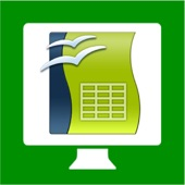 OffiCalc XLS editor with OpenOffice Calc