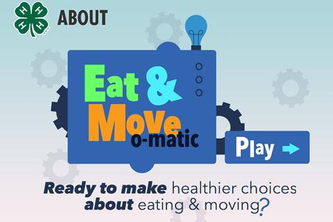 Eat & Move-O-Matic - náhled