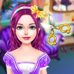 Princess hair salon: Fairy Tale