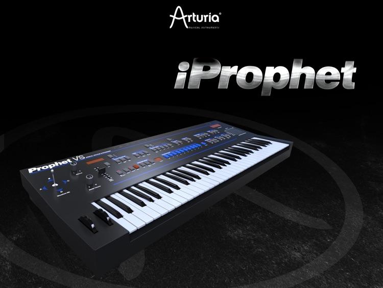 iProphet Synthesizer screenshot-0