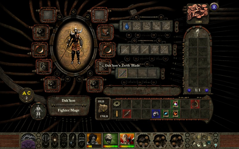 Planescape: Torment: Enhanced Edition screenshot 5