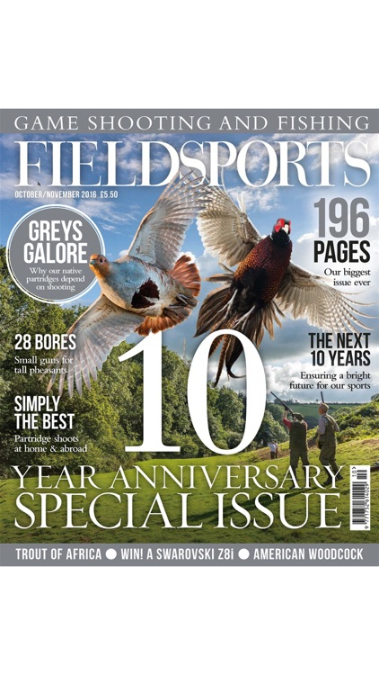 Fieldsports - the shooting & fishing magazine screenshot-4
