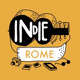 Indie Guides Rome, guide & offline map
