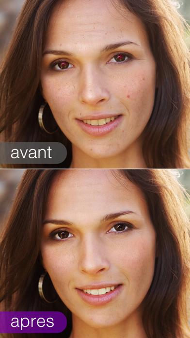 Screenshot #1 pour Visage Lab PRO HD effet beaute