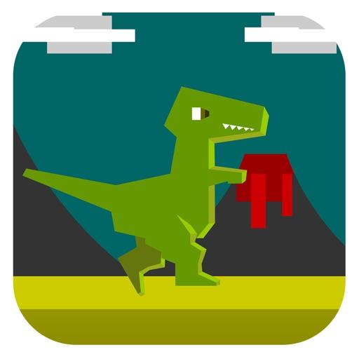 Dinosaur Run - Dinosaur world Games