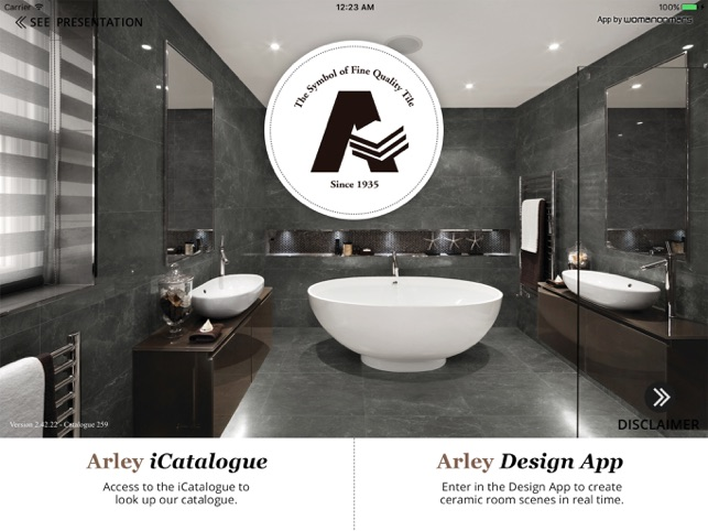 The Arley Evolution Tile Design App On The App Store