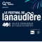 Le Festival de Lanaudière is the most important classic music festival in Canada, and he appears among the biggest festivals of the kind in North America