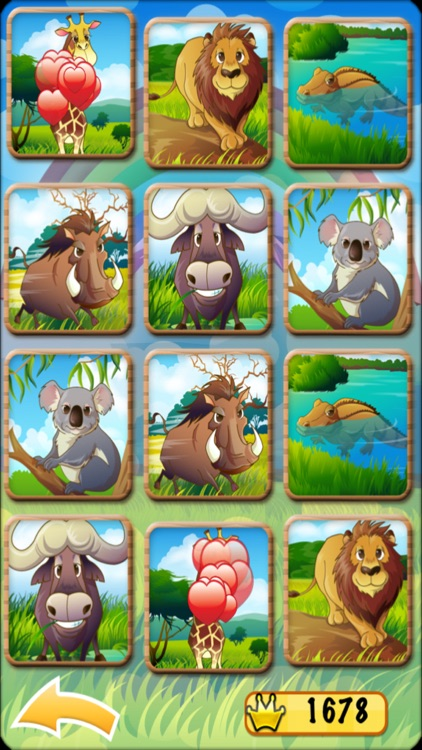 Animal Zoo Match - Matching Game for Kids & Family screenshot-3