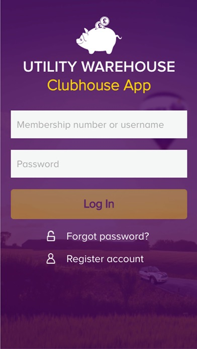 Utility Warehouse Clubhouse screenshot one