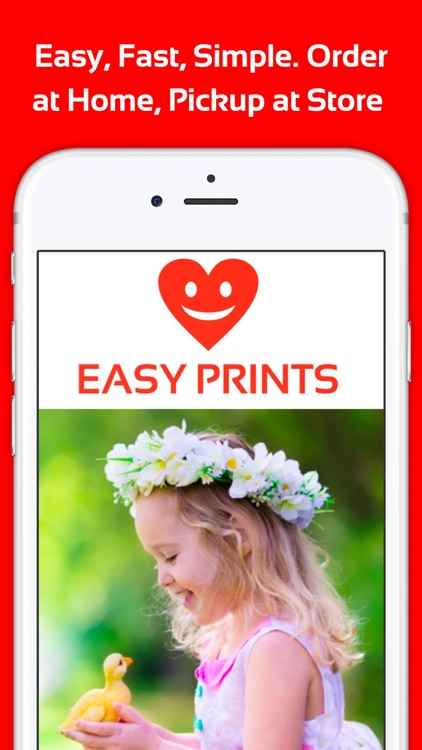 Easy Prints: Print Photos in 1Hour. Simple & Quick