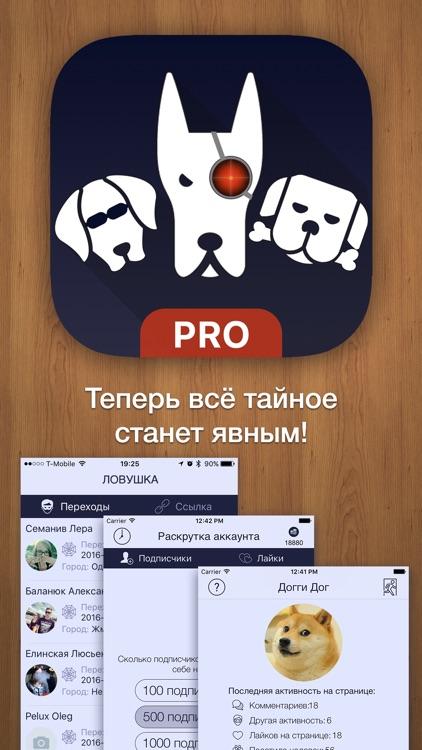 Statistic from VKontakte