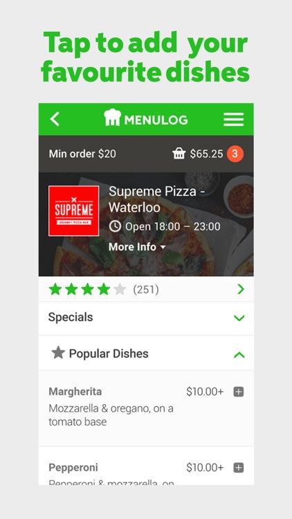 Menulog -Order Takeaway Online