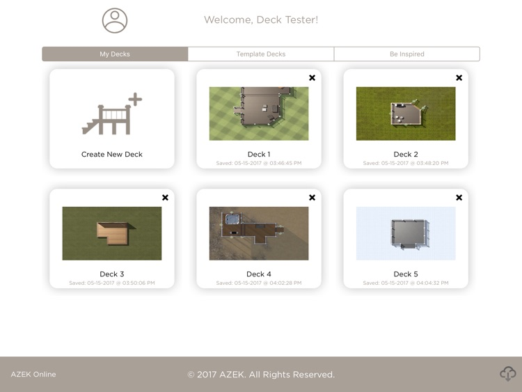 AZEK Deck Designer screenshot-0