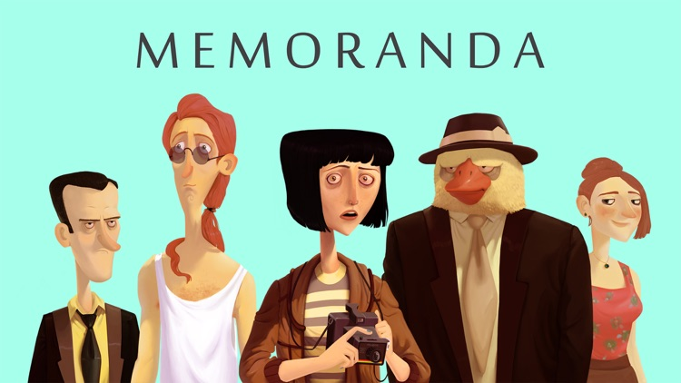 The Memoranda screenshot-0