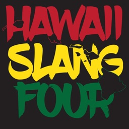 Hawaii Slang Sticker Pack 4