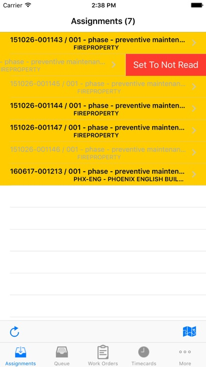 FiRE 9.1 Operations & Maintenance screenshot-4