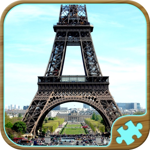 Paris Jigsaw Puzzles