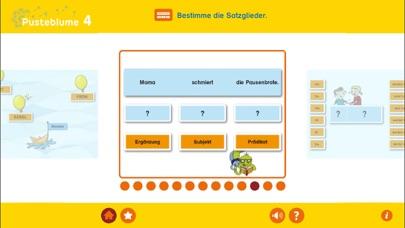Pusteblume – Deutsch Klasse 4 screenshot one