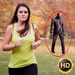 Zombie Photo Maker ( Stickers Zombie )