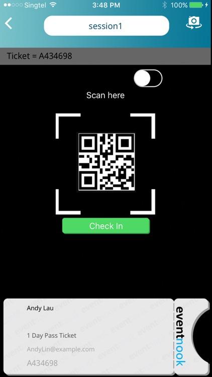 EventNook CheckIn Pro screenshot-4