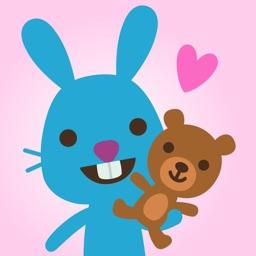 Sago Mini Friends -  Go on a playdate!