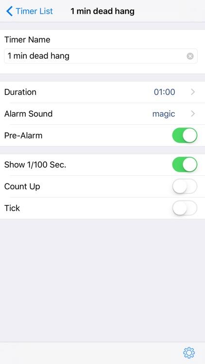 Koku Timer screenshot-3