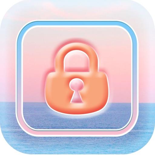 Lock Screen Wallpaper Design in Pastel Pro