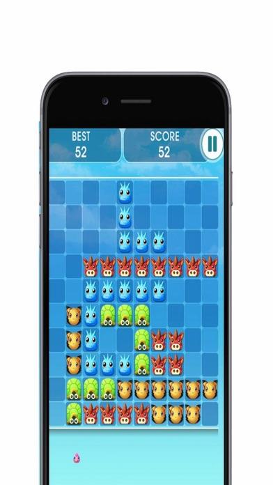 Magic Pet Drop Game screenshot 1
