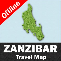 ZANZIBAR – GPS Travel Map Offline Navigator