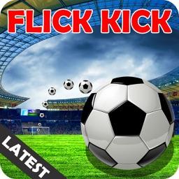 Flick Kick Football Shoot 3d