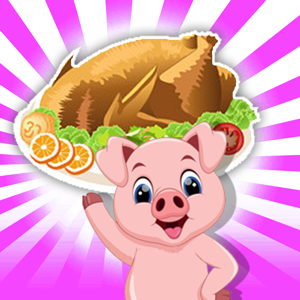 Kids Pa Cooking Games Food Restaurant Pep Pig app