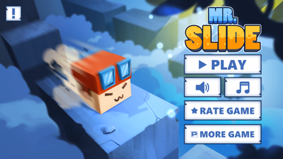 Mr. Slide - Platformer Game