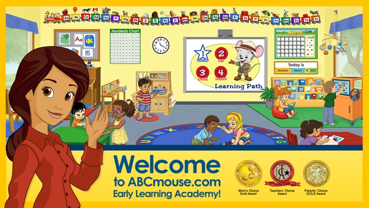 ABCmouse.com - Early Learning Academy app image