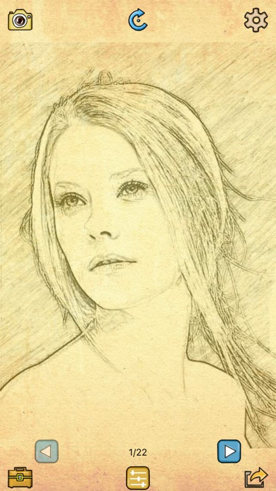 Photo Sketch - Doodle Effects-0