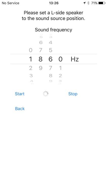 SoundPRuler, measurment of sound wave propagation screenshot-4