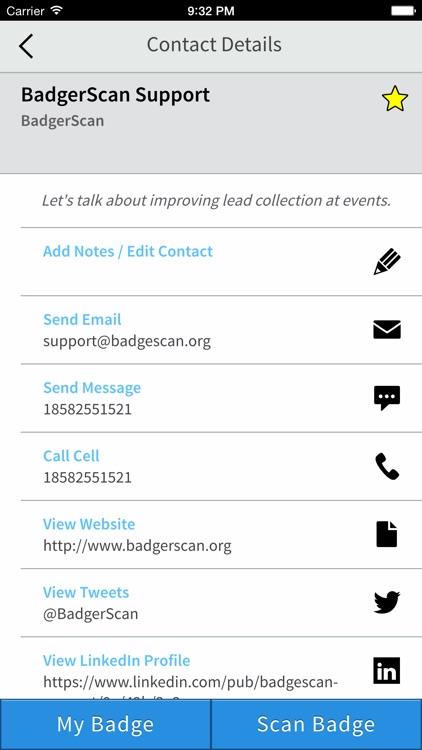 BadgerScan