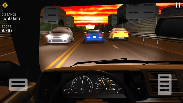 Race on Highway