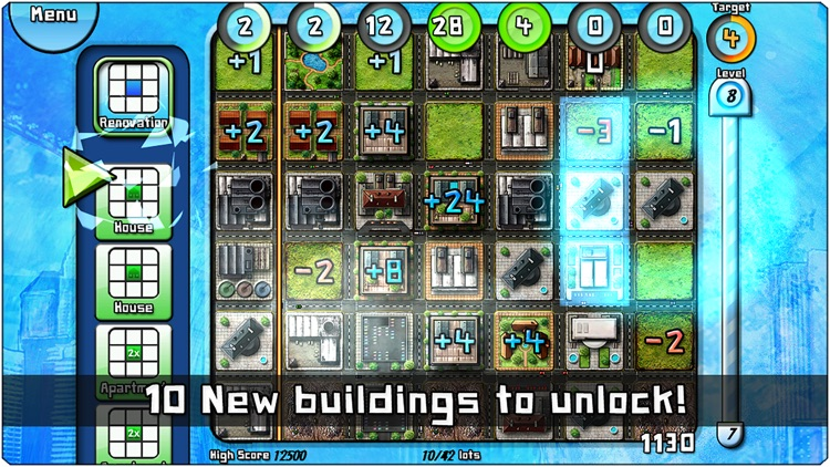 MegaCity HD screenshot-1