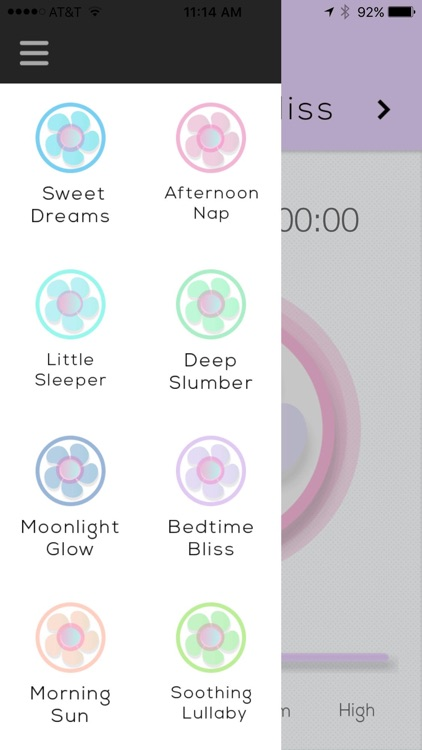 Baby Sleep Fan PRO screenshot-4