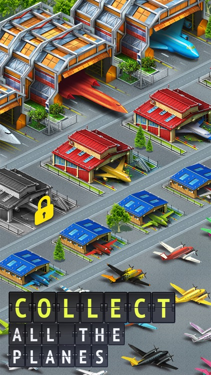 Airport City: Airline Tycoon Sim