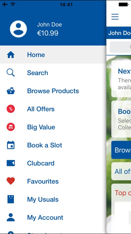 Tesco Ireland - Home Shopping screenshot-4