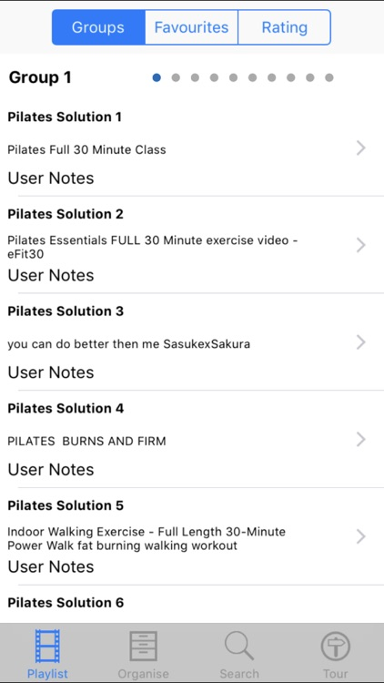 Pilates Solution screenshot-1