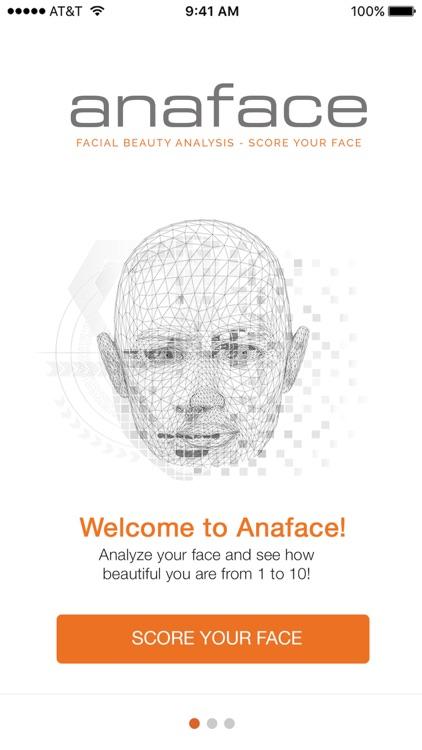 Anaface - Beauty Calculator screenshot-4