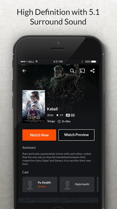 YuppFlix - Movies & TV Shows screenshot four
