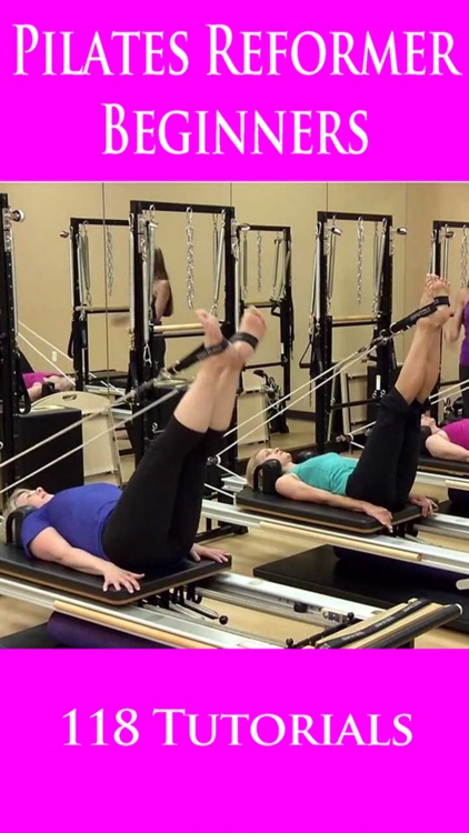 Pilates Reformer Beginners screenshot-0