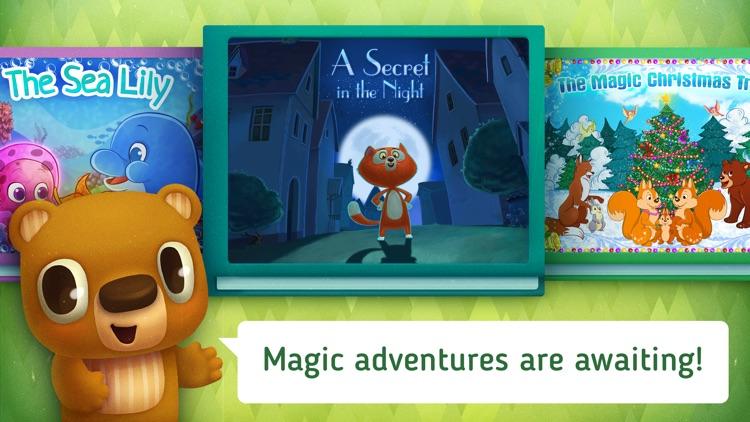 Little Stories. Bedtime books screenshot-3