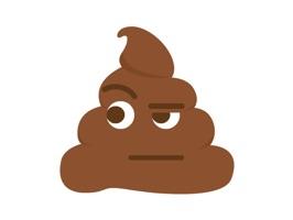 Poo Emoji : Cute Animated Poop Emoji Stickers