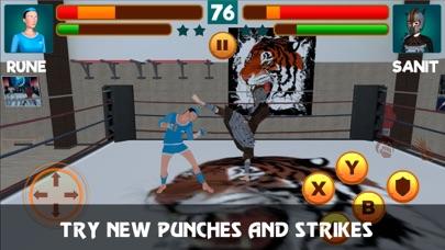 Muay Thai Boxing Combat screenshot three