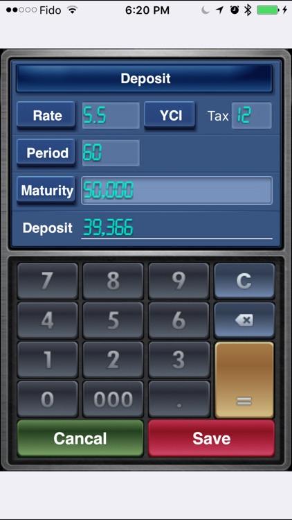 EZ Interest Calculator Lite